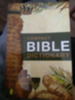 Purchase Zondervan Compact Bible Dictionary