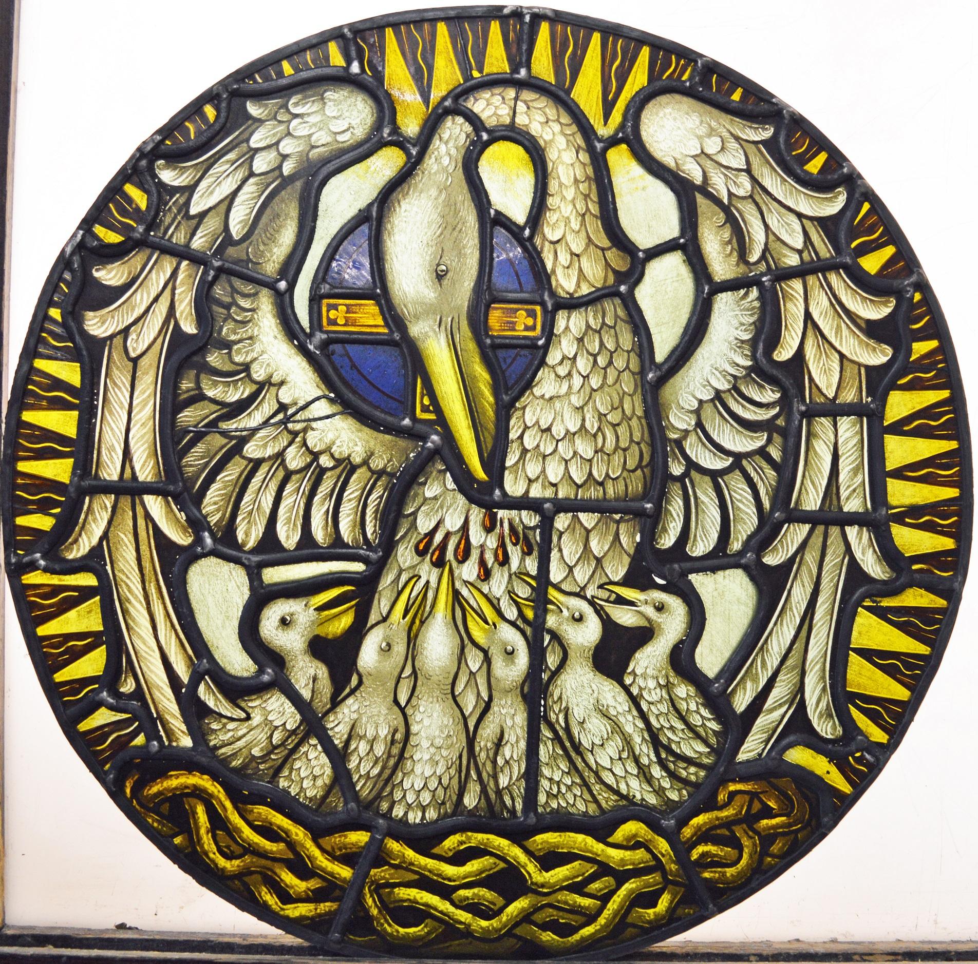 St John the Baptist Windows Kensington &