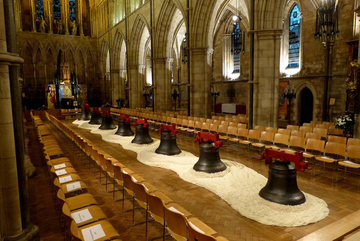 Southwark Cathedral Bells Southwark