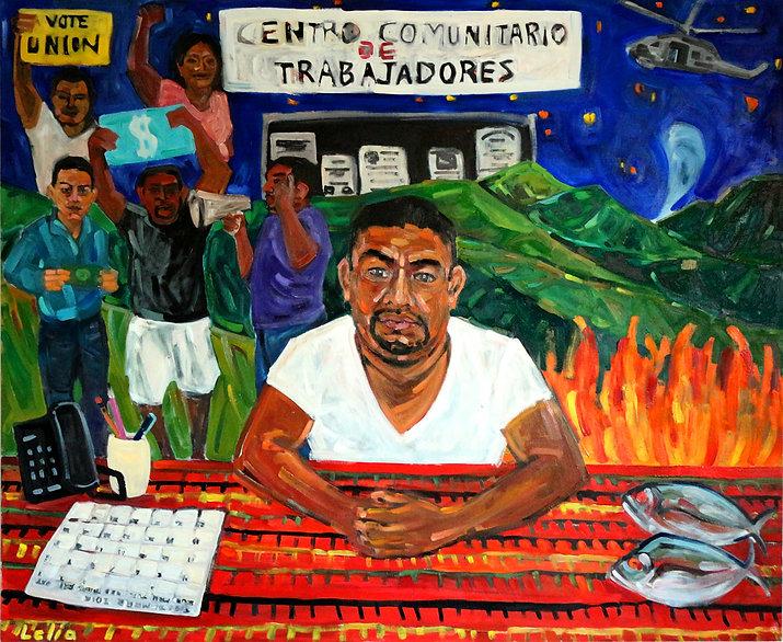 3_Adrian and the Centro Comunitario de T