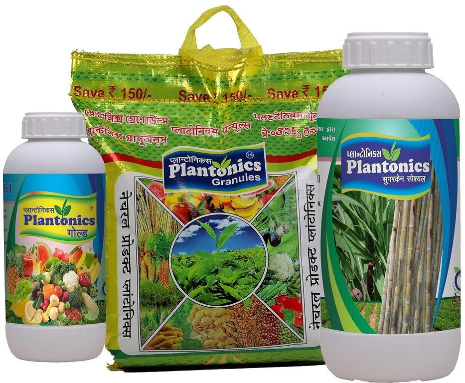 Sugarcane Kit Plantonics Organic Fertilizer