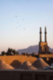 iran - yazd - travel-report.nl