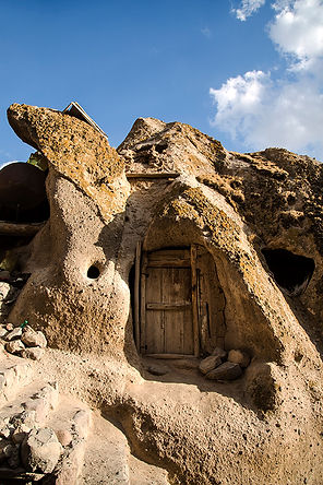 iran - kandovan - travel-report.nl