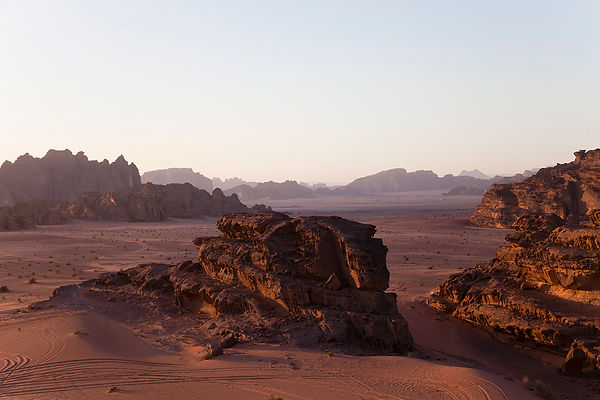 jordan - wadi rum- travel-report.nl
