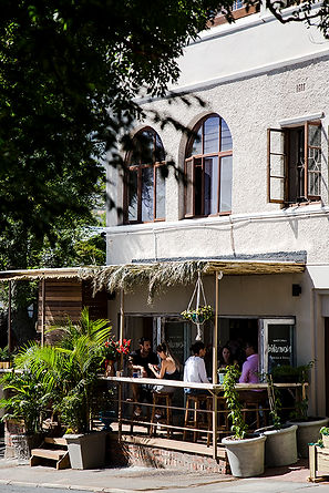 south africa - nourish'd cafe - cape town - travel-report.nl