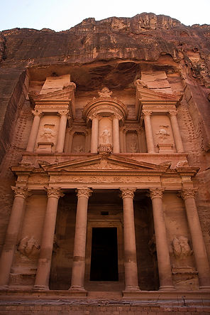 jordan - petra - travel-report.nl