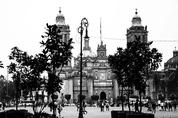 mexico city - centre