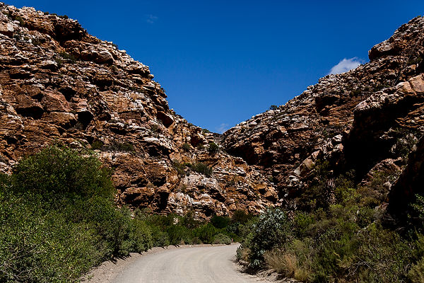 south africa - klein swartberg - the karoo - travel-report.nl