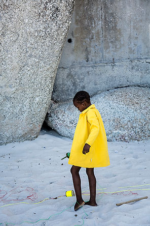 south africa - clifton beach - travel-report.nl