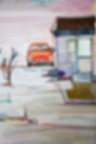 destination: on the road - frank visser - travel-report.nl