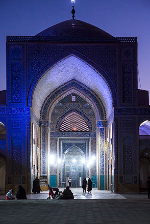 iran - yazd - travel-report.nl