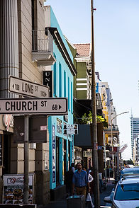 south africa - long street - cape town - travel-report.nl