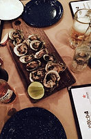 mexico city - oysters