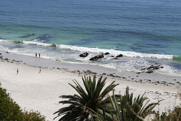 south africa - camps bay - cape town - travel-report.nl