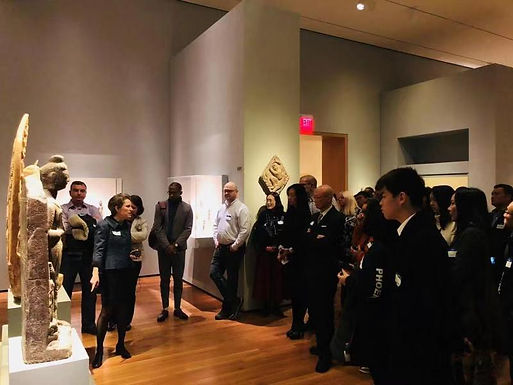 After-Work Networking at the Cleveland Museum of Art -- Private Tour with Curator of Chinese Art