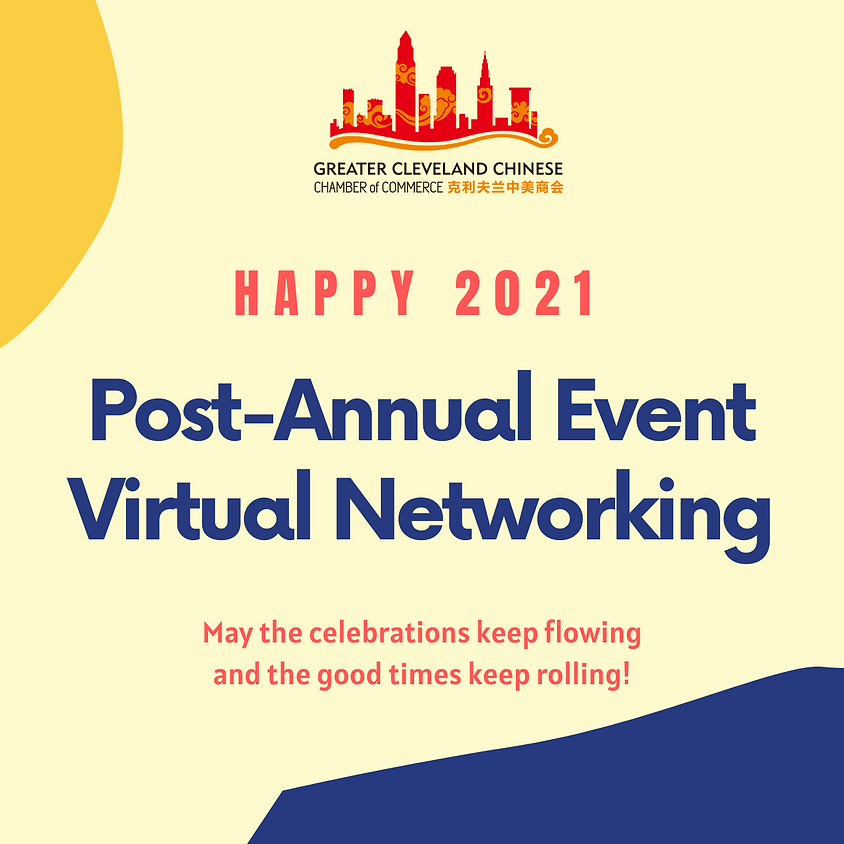 Post-Annual Event Virtual Networking