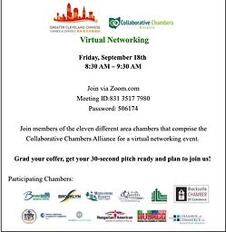 Chambers Virtual Networking