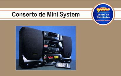 Conserto de Mini System.jpg