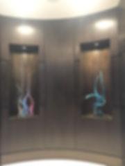 Cusom Glass Installations