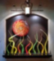 Custom Glass Art