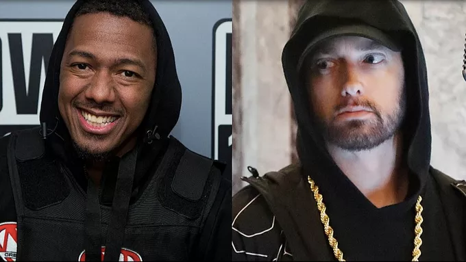[revolt] Nick Cannon reveals exactly how the Eminem beef started