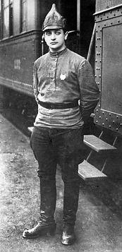 М.Н.Тухачевский, 1918 год