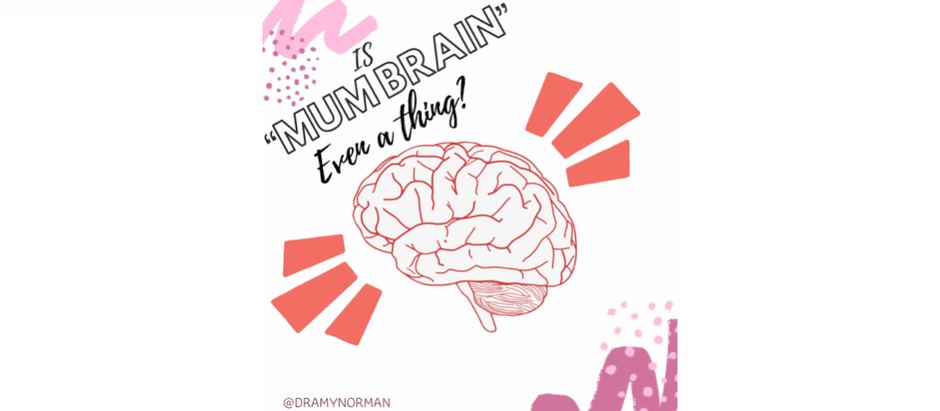 """Is """"Mum-Brain"""" the real deal? 🤰🏻🧠"""