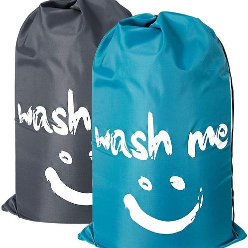 Wash Me Travel Laundry Bag,