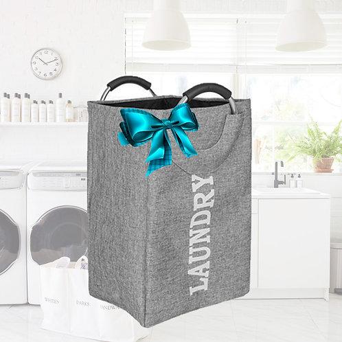 Short Designer Laundry Bag
