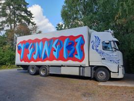 Volvo kuorma-auto