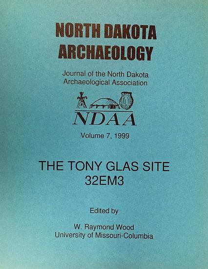 North Dakota Archaeology, Volume 7 (1999)