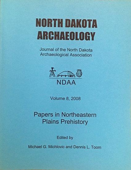 North Dakota Archaeology, Volume 8 (2008)