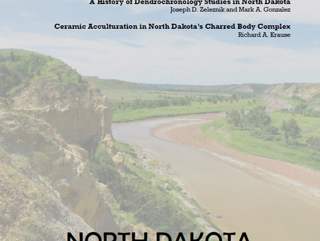 North Dakota Archaeology Volume 9