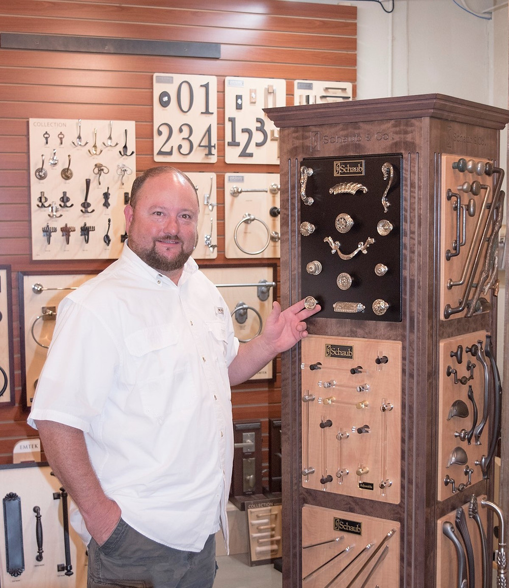 choosing specialty hardware