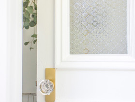 Create Eye-Catching Spaces with Hardware that Sparkles