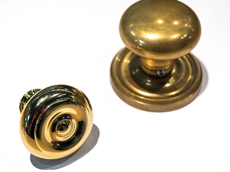 What Is Unlacquered Brass Hardware?