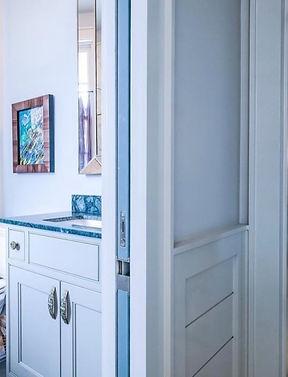 Bathroom Pocket Door Hardware