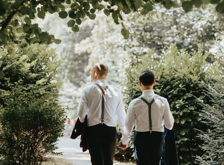 SAME SEX MARRIAGE and sad Story- Ducthienphotography
