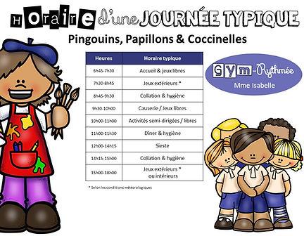 pingouins_papillons_coccinelles_horaire.