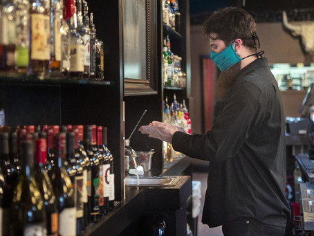 DO NOT give your details to ANY pub or restaurant