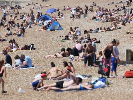 More 'Anti Lockdown' gatherings planned in UK this weekend