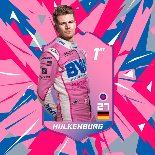 Hulkenburg Winner Card