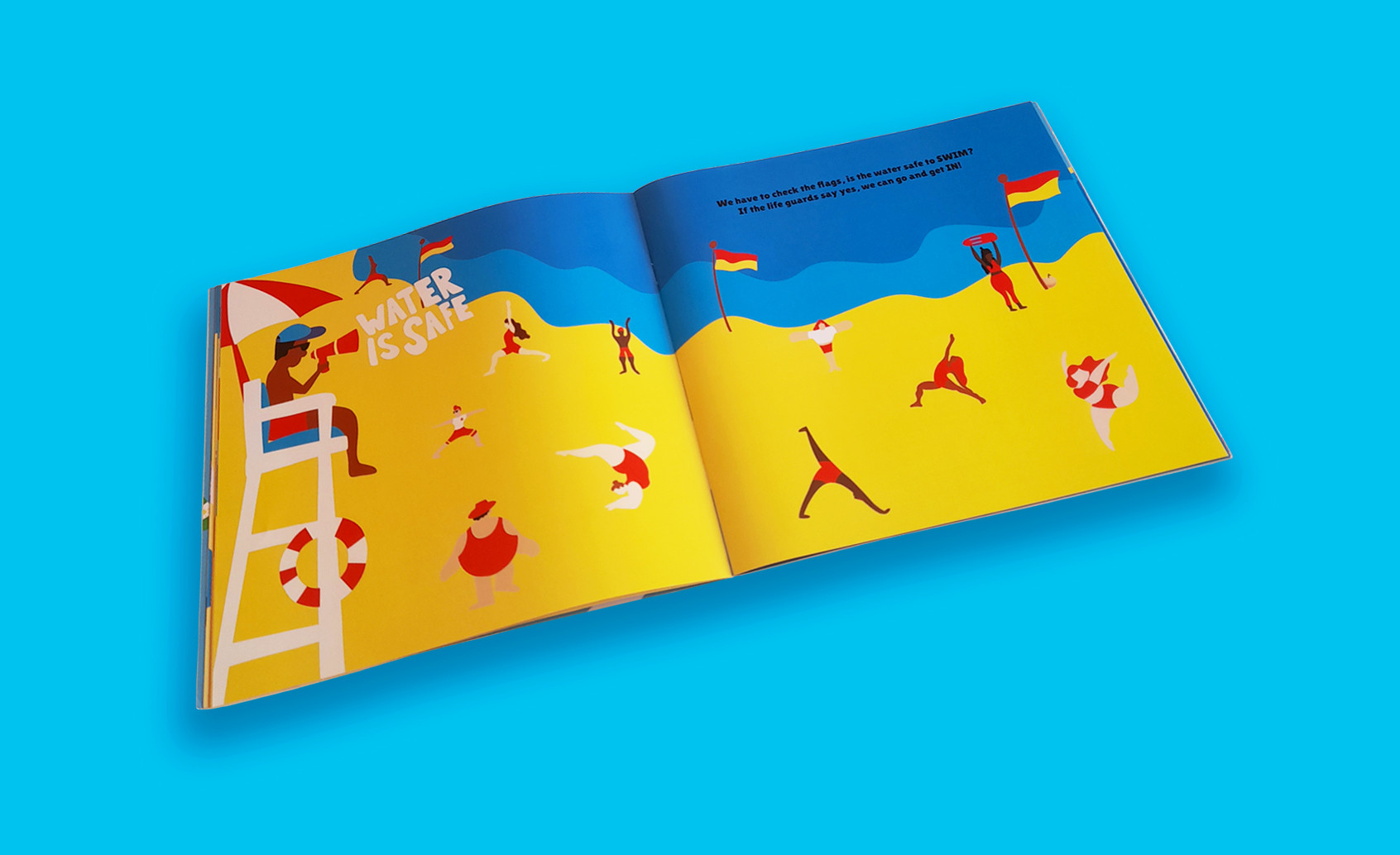 Let, Lemon & Fiver Children's book Page 8