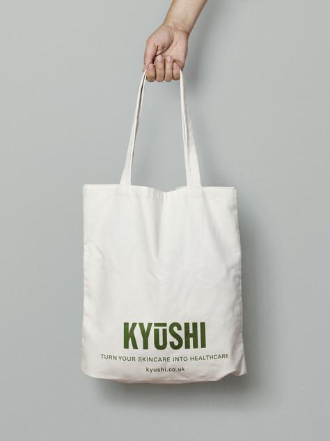 Kyushi Tote Bag Front