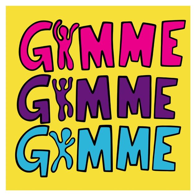 Gimme Gimme Gimme Animation