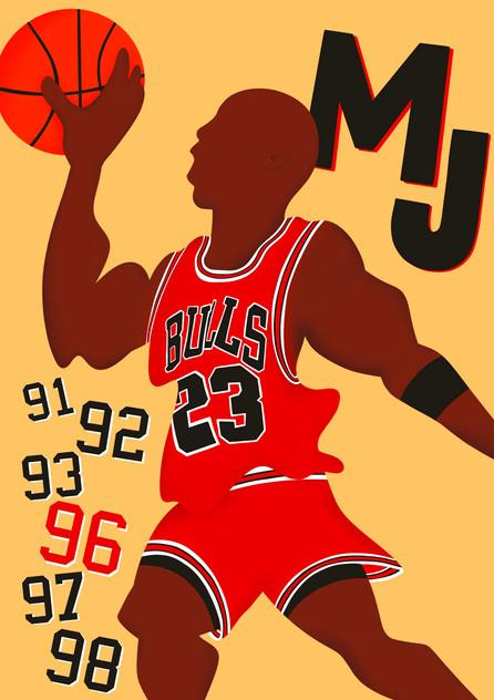 Michael Jordan Last Dnce