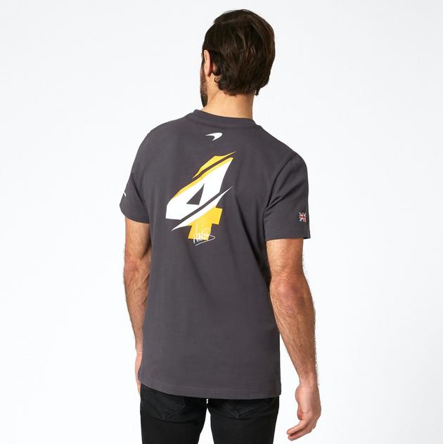 McLaren (Lando Norris) Tshirt 2