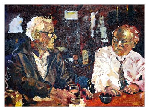 Men at Bar