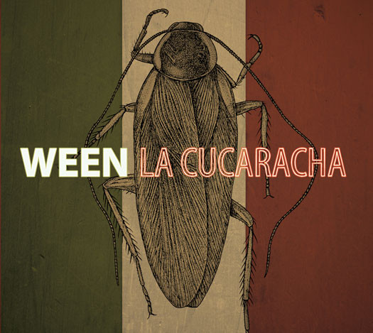WEEN Cover