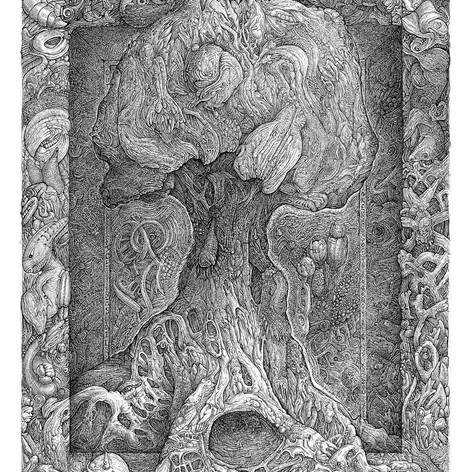 Surreal Tree of Life